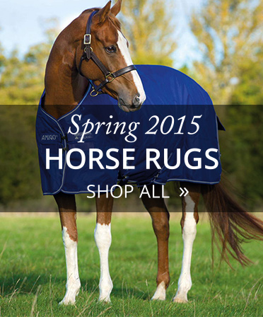 Spring 2015 - Horse Rugs - Shop Now