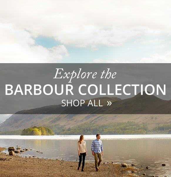 Explore the Barbour Collection - Shop All