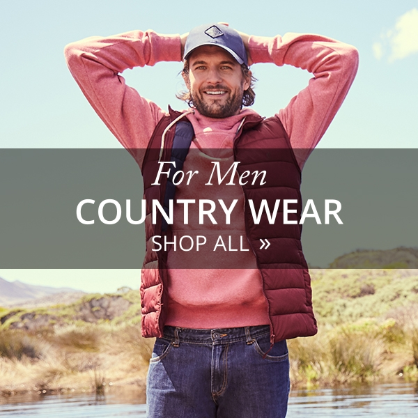 Men's Country Wear - Shop All
