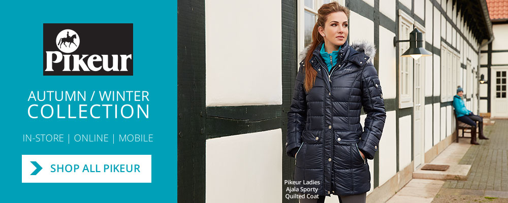 New Pikeur Autumn / Winter Now in Stock