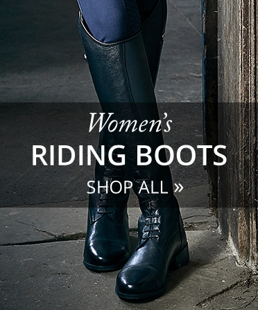 Women's Riding Boots - Shop All