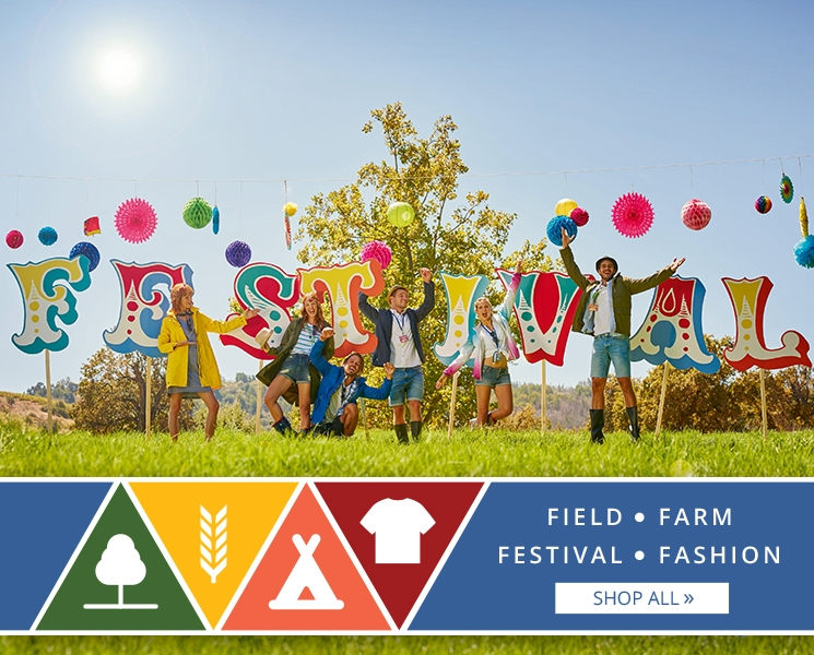 Field, Farm, Festival, Fashion