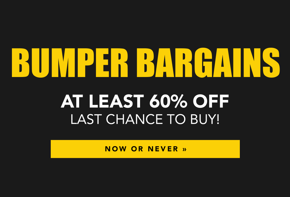 Naylors Black Friday Bumper Bargains -At Least 60% Off