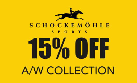 15% off Schockemohle - Shop Now >>