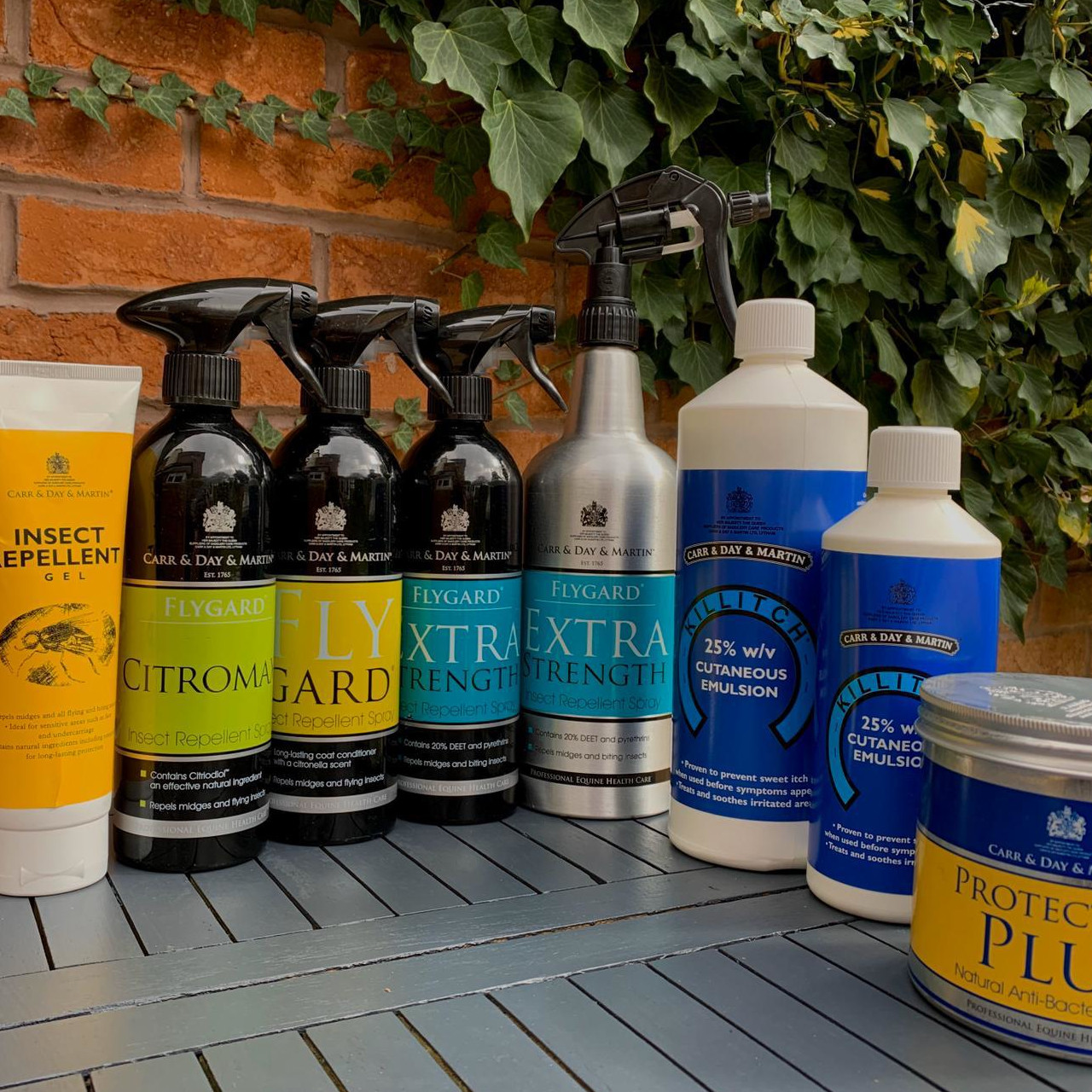 Fly Spray & Repellent – What's inside?