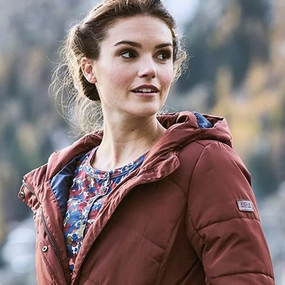 Womens Jackets and Gilets