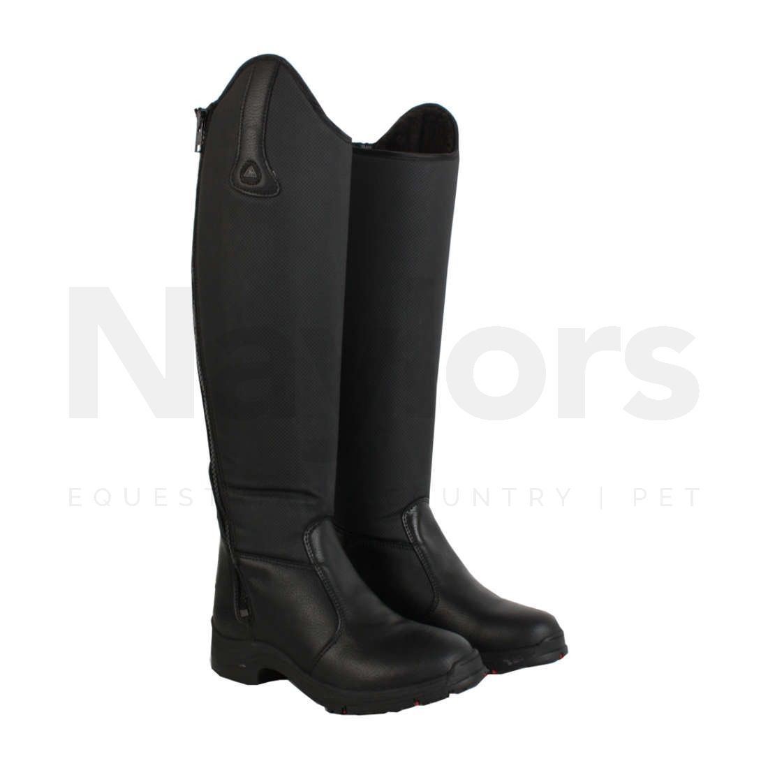 enjoy cheap price performance sportswear Discover Mountain Horse Active Winter Rider Riding Boots Black